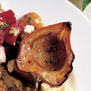 Honey-Roasted Squash.
