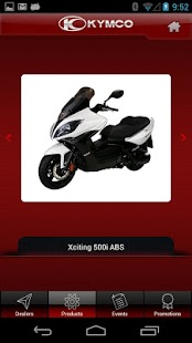 KYMCO- screenshot thumbnail