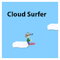 Cloud Surfer logo