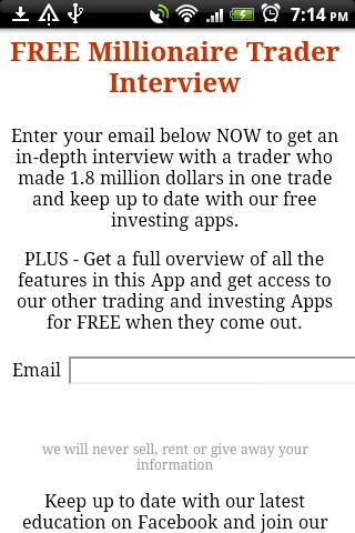 How To Trade The Market. - screenshot