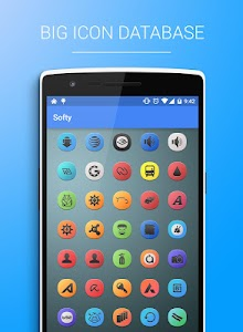 Softy - Icon Pack v1.0.0