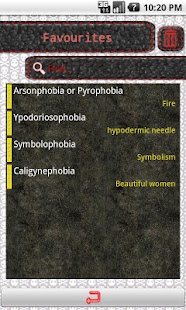 Phobias 500+ - screenshot thumbnail