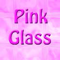 GOSMSTHEME Pink Glass logo