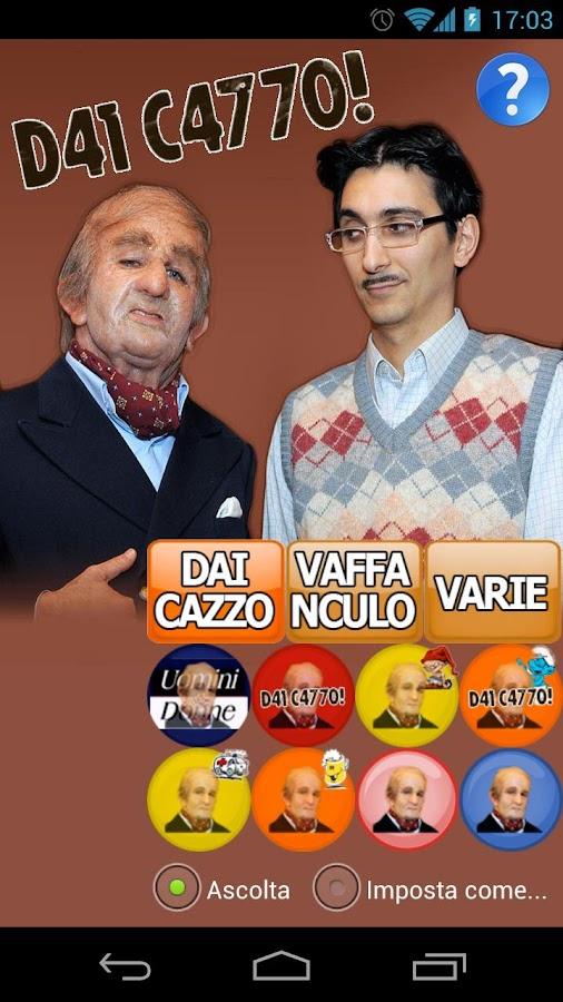 Dai Cazzo - screenshot
