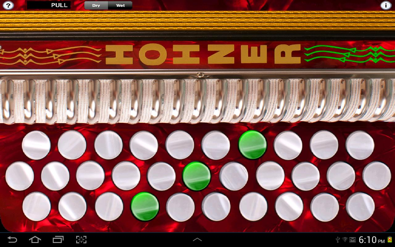 Hohner-GCF Button Accordion - screenshot