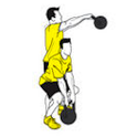 KETTLEBELL TRAINING & WORKOUT icon
