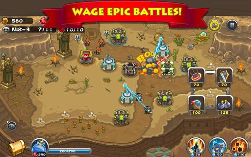 Horde Defense 1.6.0 screenshots 17