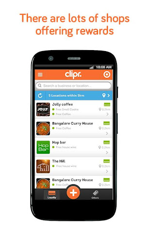Clipr-Loyalty rewards offers
