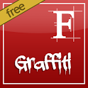 ★ Graffiti Font - Rooted ★ icon