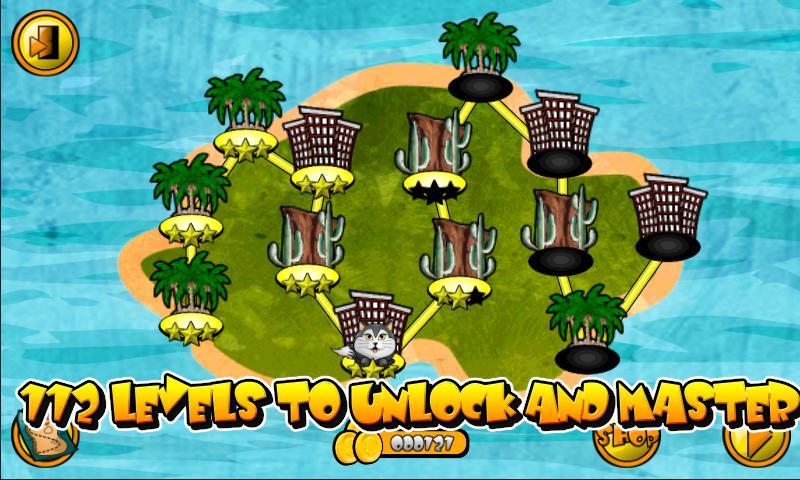 Misu Kaboom! Island Shuffle!- screenshot