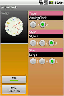 ActiveClock- screenshot thumbnail