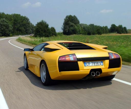 3D Lamborghini
