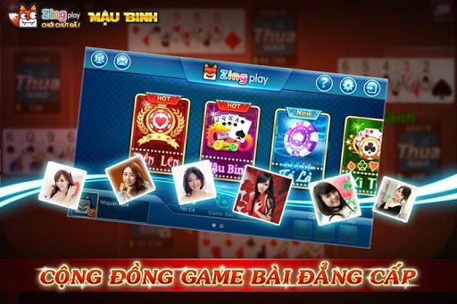 Poker VN - Mu1eadu Binh u2013 Binh Xu1eadp Xu00e1m - ZingPlay 3.9 screenshots 7
