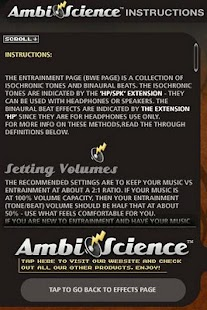 Brain Power! | AmbiScience™ - screenshot thumbnail