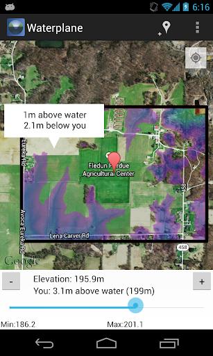 【免費生產應用App】Water Plane - WMAC-APP點子