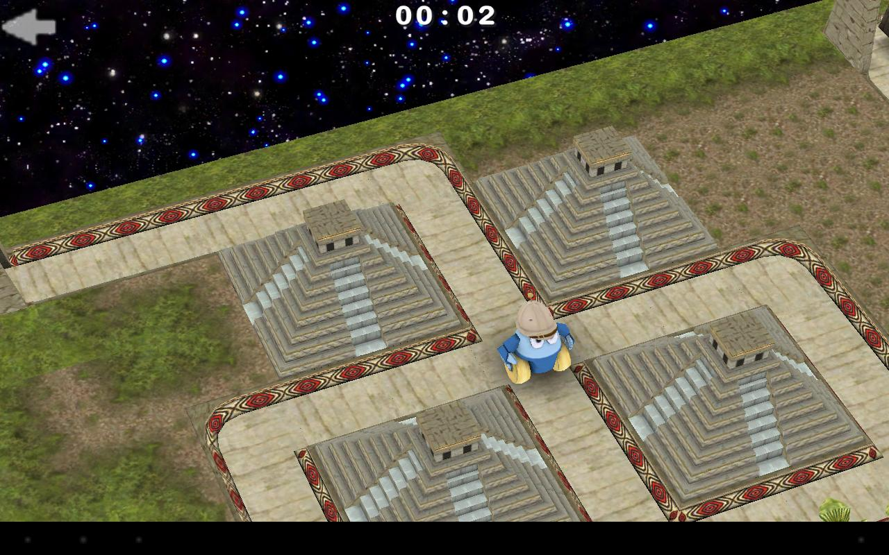 TileStorm XHD - screenshot