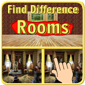 Find Differences: Living Room