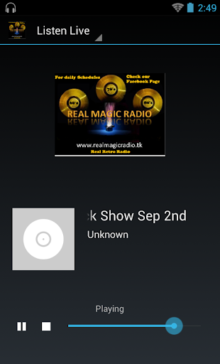 Real Magic Radio