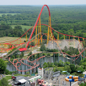 Top 10 Roller Coasters 1 FREE icon