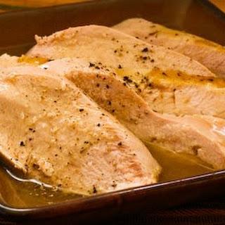 Crockpot Turkey Breast with Gluten-Free and South Beach Diet Friendly Gravy