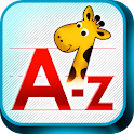 Alpha-Zet: Animated Alphabet logo