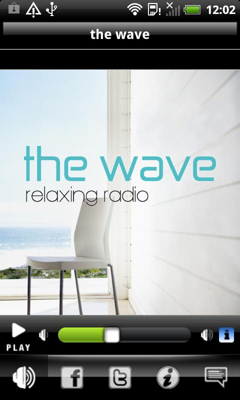 the wave- screenshot