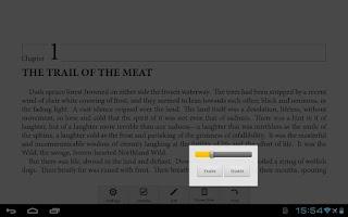 Screenshot of Touch Blocker Key