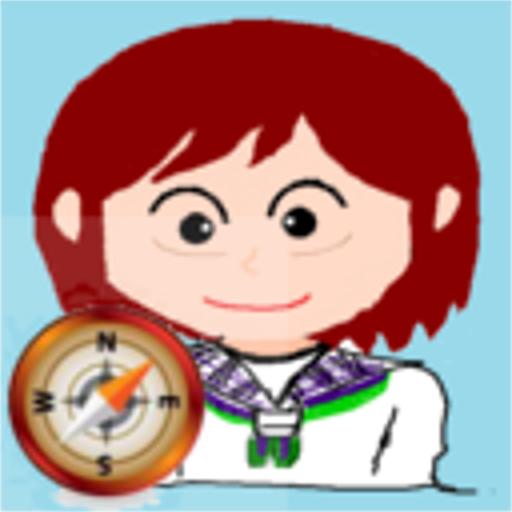 工具のさしこ コンパス (SashikoCompasses) LOGO-記事Game
