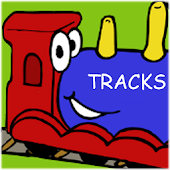 Kids Train Tracks Abc 123 Game