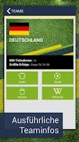 Screenshot of Pocket WM 2014 – Fussball live