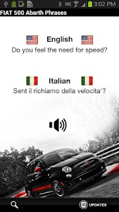 FIAT Italian Phrasebook screenshot 3
