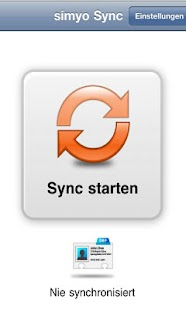 simyo Sync - screenshot thumbnail