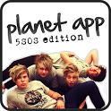 5SOS Family Planet icon