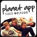 5SOS Family Planet icon