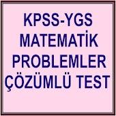 KPSS YGS Matematik Problemler