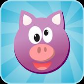 Pig Fly Piggie