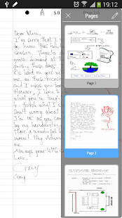 INKredible - Handwriting Note - screenshot thumbnail