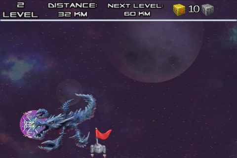 Cosmic Spore: space runner