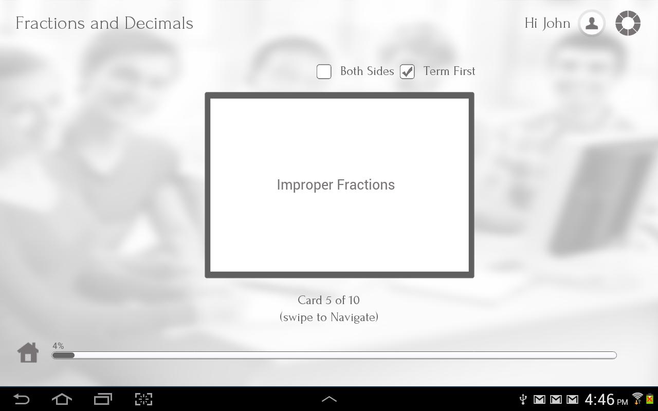 Learn Math via Videos - screenshot