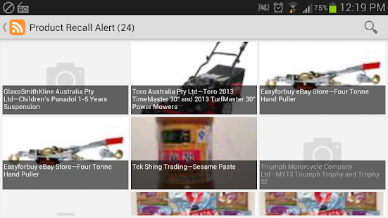 Perth Western Australia Alert - screenshot thumbnail