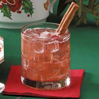 Chilled Christmas Punch.