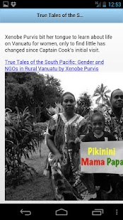 Melanesian Women Today - screenshot thumbnail