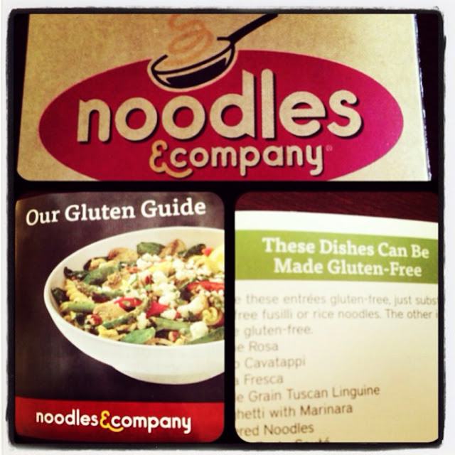 Photo from Noodles and Company