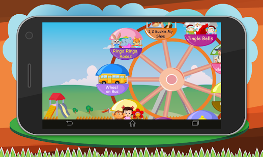 Nursery Rhymes For Kids- screenshot thumbnail