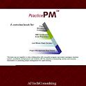 PracticePM – PMP Prep Audio Bk logo