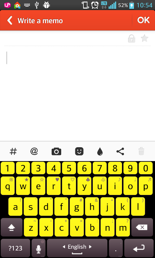 dodol Keyboard - screenshot