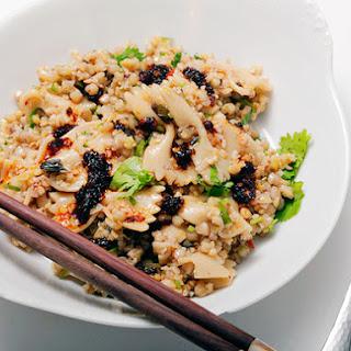 Chinese Kasha Varnishkes.