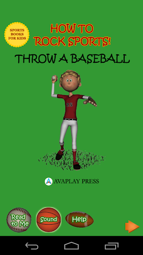 Throw a Baseball