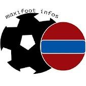 Maxifoot Infos