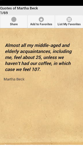 Quotes of Martha Beck